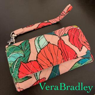 ヴェラブラッドリー(Vera Bradley)の新品 ヴェラブラッドリー スマートフォン リストレット 財布 オールインワン(財布)
