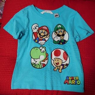 エイチアンドエイチ(H&H)のH&M スーパーマリオ Tシャツ 110サイズ ヨッシー キノピオ ルイージ(Tシャツ/カットソー)