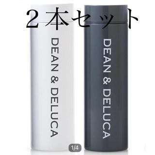 ディーンアンドデルーカ(DEAN & DELUCA)のDEAN &DELUCA ステンレスボトル 2点セット 水筒 付録(タンブラー)