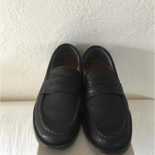 ビームス(BEAMS)のBEAMS リベルタス♦︎メンズレザーローファー革靴(ドレス/ビジネス)