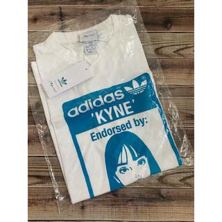 アディダス(adidas)のadidas × KYNE 半袖Tシャツ(Tシャツ/カットソー(半袖/袖なし))