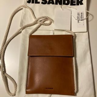 Jil Sander - 本物 20SS JIl Sander ロープレザーショルダーバッグ ジルサンダー