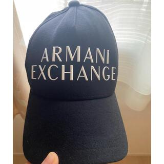 アルマーニエクスチェンジ(ARMANI EXCHANGE)のローズ様専用(キャップ)