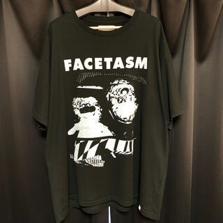 FACETASM - ファセッタズム ビッグTシャツ