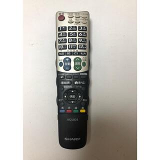 アクオス(AQUOS)のSHARP シャープ テレビリモコン GA934WJSA(テレビ)