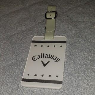 キャロウェイ(Callaway)の新品★Callaway★キャロウェイ★ゴルフ★ネームプレート(バッグ)