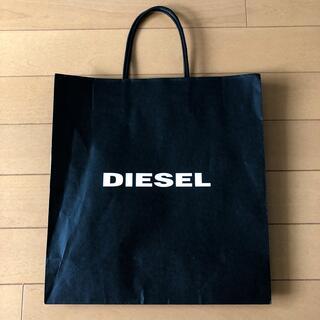 ディーゼル(DIESEL)のディーゼル  DIESEL  紙袋  ショップ袋(ショップ袋)