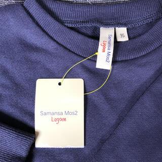 サマンサモスモス(SM2)のサマンサモスモス ベビートレーナー(Tシャツ/カットソー)