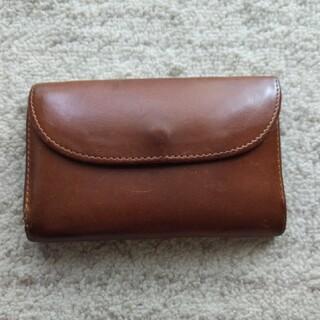 ホワイトハウスコックス(WHITEHOUSE COX)のホワイトコックス 財布(折り財布)