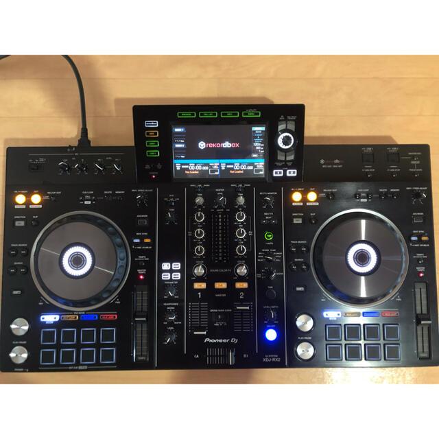 Pioneer(パイオニア)のPioneer XDJ RX2 楽器のDJ機器(DJコントローラー)の商品写真