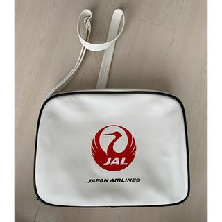 ジャル(ニホンコウクウ)(JAL(日本航空))のJAL 非売品 ショルダーバッグ(ショルダーバッグ)