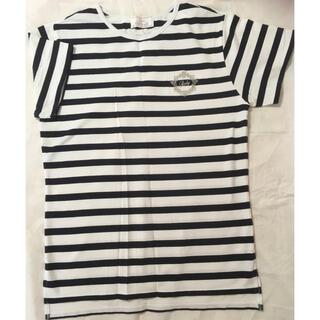 レディー(Rady)のRady メンズボーダーTシャツ(Tシャツ/カットソー(半袖/袖なし))