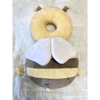 西松屋 - 赤ちゃん ベビーヘッドガード みつばち