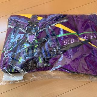 シンカリオン 500 TYPE EVA オリジナルクッションブランケット(キャラクターグッズ)