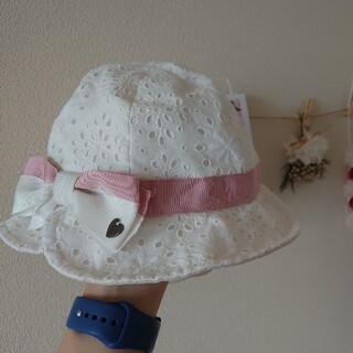 クミキョク(kumikyoku(組曲))のキッズ帽子 組曲(帽子)
