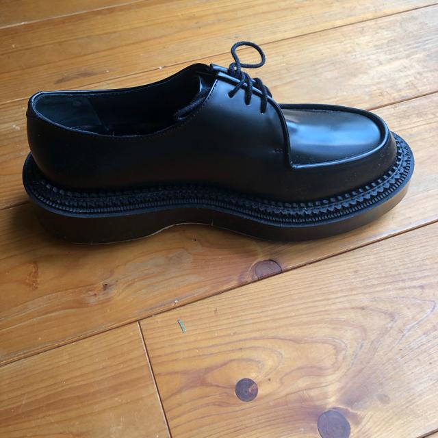 UNDERCOVER(アンダーカバー)のType 54C Adieu x Undercover - Black メンズの靴/シューズ(ドレス/ビジネス)の商品写真