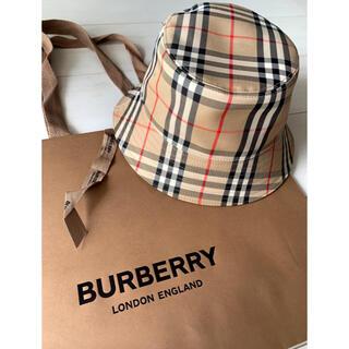 バーバリー(BURBERRY)のバーバリー バケットハット(ハット)