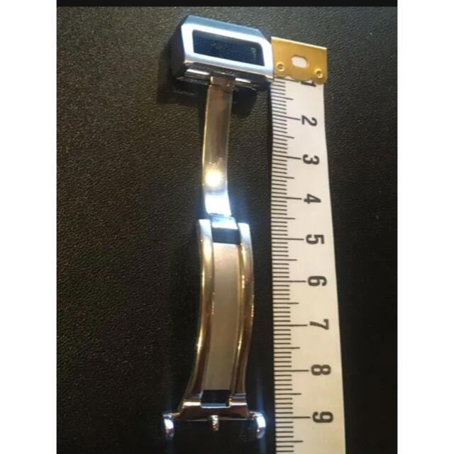 IWC(インターナショナルウォッチカンパニー)の社外 高級ステン Dバックル 18mm メンズの時計(金属ベルト)の商品写真
