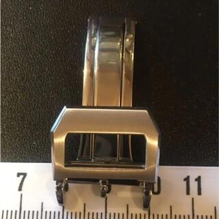 インターナショナルウォッチカンパニー(IWC)の社外 高級ステン Dバックル 18mm(金属ベルト)
