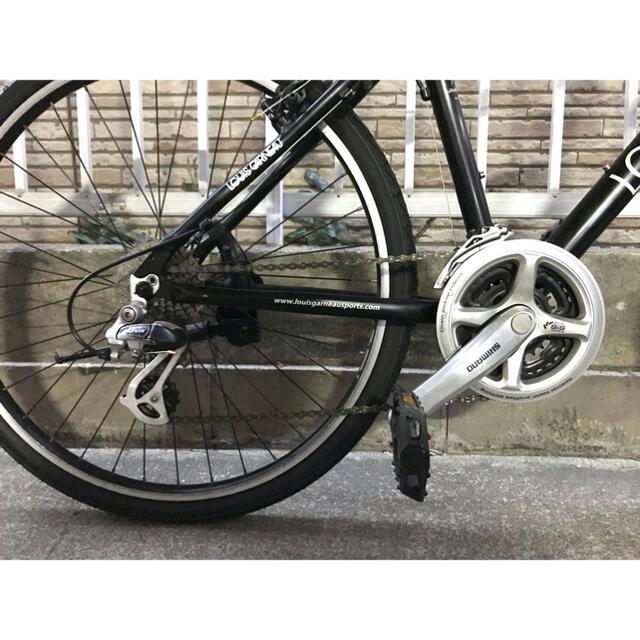 LOUIS GARNEAU(ルイガノ)のルイガノ LGS-5   26インチ マウンテンバイク 24速 CT420mm スポーツ/アウトドアの自転車(自転車本体)の商品写真
