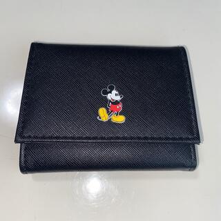 ミッキーマウス(ミッキーマウス)のミッキー財布 雑誌付録(財布)