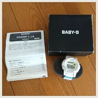 ベビージー(Baby-G)のCASIO BABY-G BGD-180FB-7JF(腕時計)