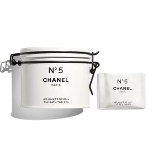 シャネル(CHANEL)のシャネル N°5 ザ バス タブレット ファクトリー 5 コレクシオン no5(入浴剤/バスソルト)