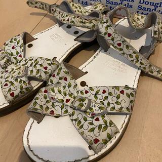 マメ(mame)のDouglas sandal(サンダル)