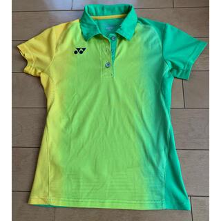 ヨネックス(YONEX)のヨネックス ゲームシャツ ジュニア 140サイズ(ウェア)