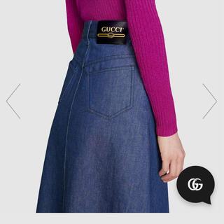 グッチ(Gucci)のららら様専用(ひざ丈スカート)