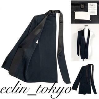 マルタンマルジェラ(Maison Martin Margiela)のマルタンマルジェラ《アーティザナル》白タグ ドレス ジャケット E2031(テーラードジャケット)