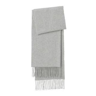 ムジルシリョウヒン(MUJI (無印良品))の無印良品 ウール織り大判ストール (ストール/パシュミナ)