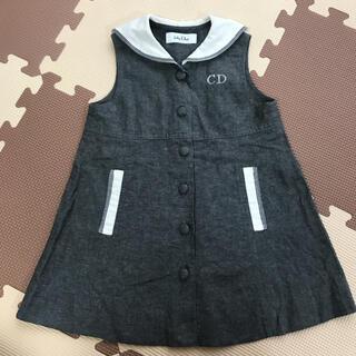baby Dior - 最終お値下げ!! ベビーディオール セーラーワンピース