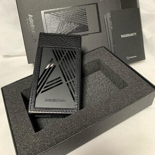 iriver - 価格変更!astell & kern  SA700  正規本革ケース
