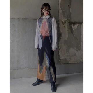 トーガ(TOGA)のclan sheer dress(ロングワンピース/マキシワンピース)
