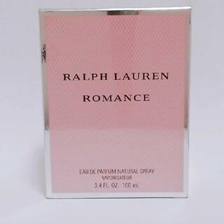 ラルフローレン(Ralph Lauren)の新品未開封 廃盤 ラルフローレン ロマンス オードパルファム 100ml 香水(香水(女性用))