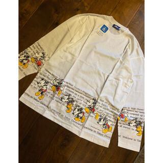 ディズニー(Disney)の新品 TOKYO DisneyLAND Tシャツ   L(Tシャツ/カットソー(七分/長袖))