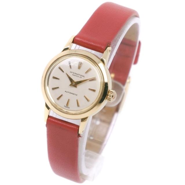 IWC(インターナショナルウォッチカンパニー)のアナログ表示アイダブリューシー シャフハウゼン   cal.44   K18イ レディースのファッション小物(腕時計)の商品写真
