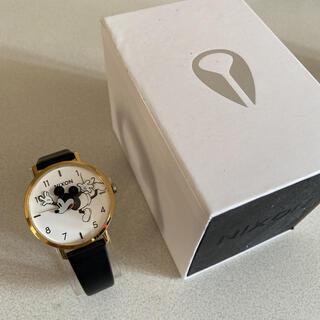 ニクソン(NIXON)のNIXON THE ARROW LEATHER(腕時計)