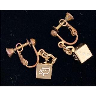 ディオール(Dior)のディオール サイコロ イヤリング 18630160(イヤリング)