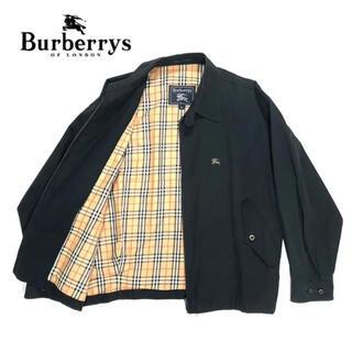 バーバリー(BURBERRY)の【レア】Burberrys バーバリー スイングトップ ドリズラージャケット(ブルゾン)