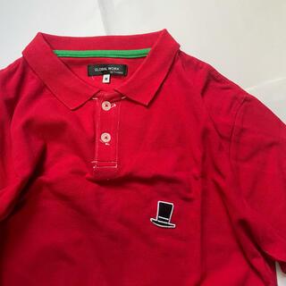 グローバルワーク(GLOBAL WORK)のGLOBAL WORK TODDLAND 半袖ポロシャツ ワンポイントポロ(ポロシャツ)