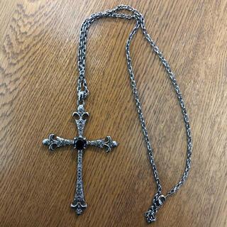 アトリエボズ(ATELIER BOZ)のMIHO MATSUDA 十字架 ネックレス(ネックレス)