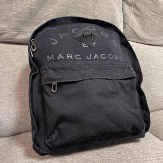 マークジェイコブス(MARC JACOBS)の◆MARC JACOBS マークジェイコブス リュック ブラック 黒(バッグパック/リュック)