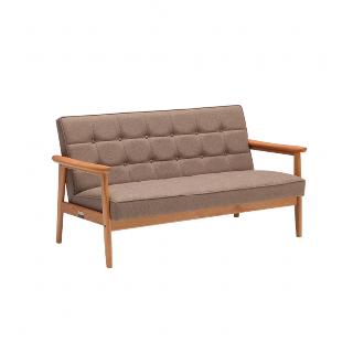 カリモクカグ(カリモク家具)のひなまつり様専用:カリモク60 Kチェア 2シーター(二人掛けソファ)