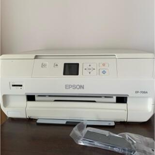 エプソン(EPSON)のエプソン EP708A(PC周辺機器)