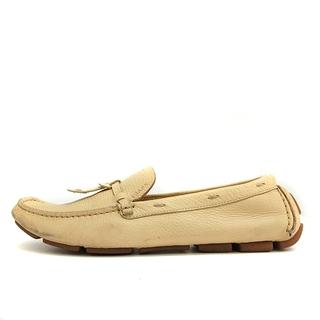 プラダ(PRADA)のプラダ ドライビングシューズ 36 1/2 23.5cm 1D0258 ■EC(ローファー/革靴)