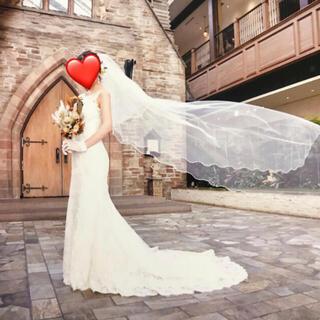 タカミ(TAKAMI)のタカミブライダル ロングベール 3m(ヘッドドレス/ドレス)