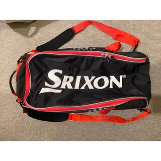 スリクソン(Srixon)の【値下げ交渉可!】スリクソン テニスバッグ(バッグ)