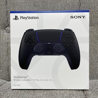 プレイステーション(PlayStation)のPS5 デュアルセンス コントローラ DualSense ミッドナイトブラック(その他)